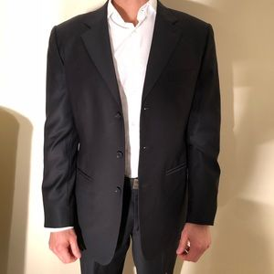 custom mads suit from HK tailor